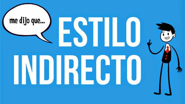 Estilo indirecto (2)