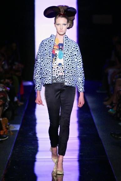 The way i worked my fingers to the bone on this jacket. #HOT #SuzaanHeyns #AW2014 #InspiredbyMinnie #SAFW