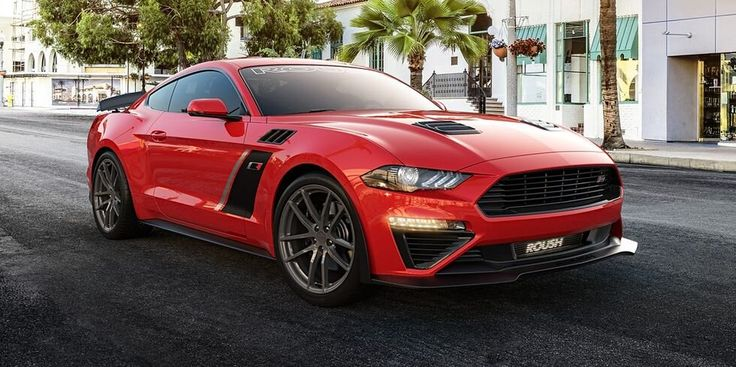 2020 Ford Mustang Roush Stage 3 Is GT500 Alternative You