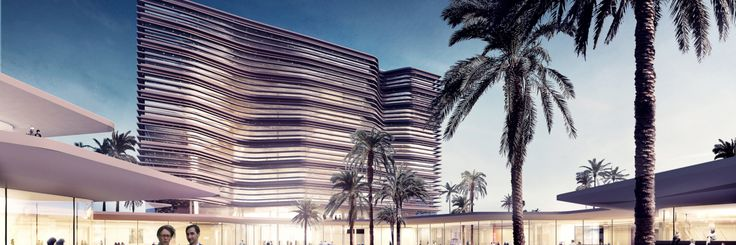 LIBYE. Le nouveau siège de la banque centrale de Libye à Tripoli   En savoir plus sur archics.com/libye-le-nouveau-siege-de-la-banque-centrale-de-libye-a-tripoli/