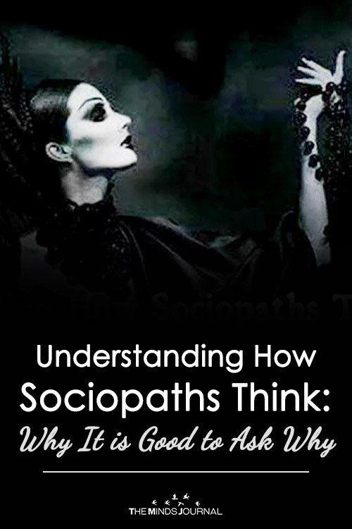 Ask a sociopath