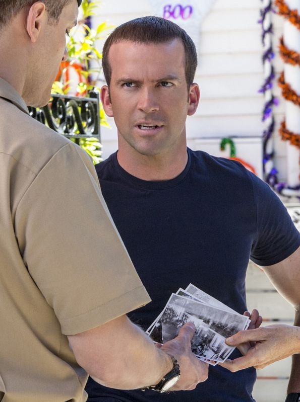 "Lucas Black is looking mighty fine as Special Agent Christopher LaSalle on <a href=""http://www.cbs.com/shows/ncis-new-orleans/"">NCIS: New Orleans</a>."