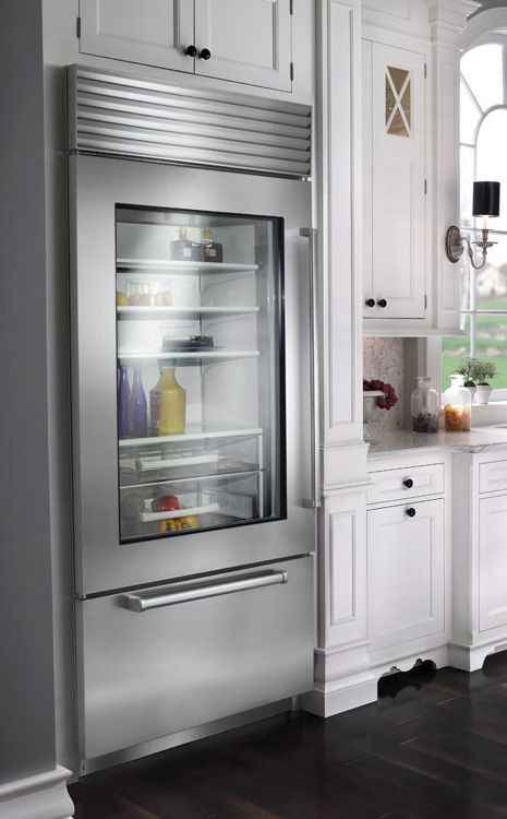 best 10 glass front refrigerator ideas on pinterest see through refrigerator glass door. Black Bedroom Furniture Sets. Home Design Ideas