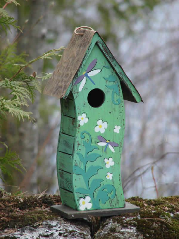 50 Best Images About Unique Bird Houses On Pinterest