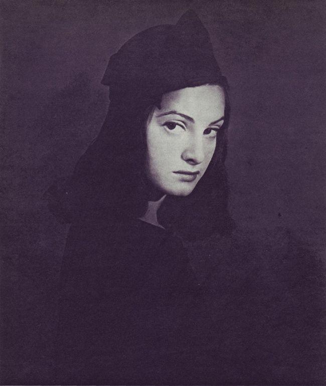 Erwin Blumenfeld: Miss Raffael. | Erwin Blumenfeld ...