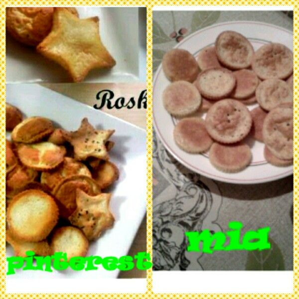 Roski cocina galletitas saladas