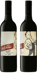 2010 Mollydooker The Boxer Shiraz - this is an amazing big wine. Plummy and perfect.