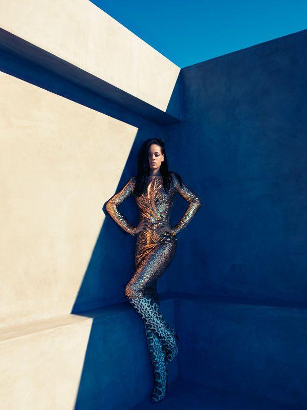 Rihanna in Harper's BAZAAR. We approve.Bazaars Auguste, Auguste 2012, Harpers Bazaars, Bazaars Magazines, Rihanna Harpers, Fashion Photography, Camilla Akrans, Magazines Covers, Harpersbazaar