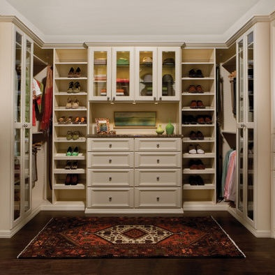 Storage & Closets Photos Master Closet Design, Pictures, Remodel, Decor and Ideas - page 3