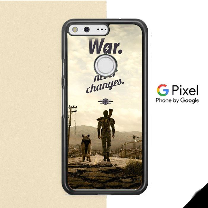 Lone Wanderer And Dogmeat - Fallout Google Pixel Case