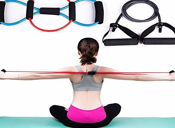 Micrael Home Exercise Resistance Tube Bands Fitness Resistance Band Chest Expander Set of 3 No description (Barcode EAN = 0659535315259). http://www.comparestoreprices.co.uk/december-2016-week-1/micrael-home-exercise-resistance-tube-bands-fitness-resistance-band-chest-expander-set-of-3.asp