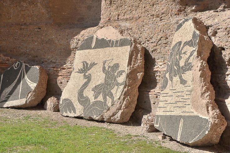 Voyage Bellissima Roma - Focus : Thermes de Caracalla, Rome