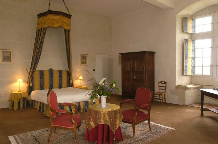 L'élégante et vaste suite Ysabeau de Poitiers