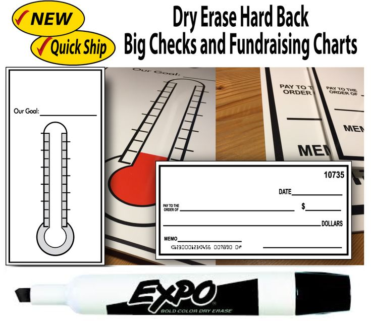 31 Best Fundraising Thermometers And Goal Charts Images On