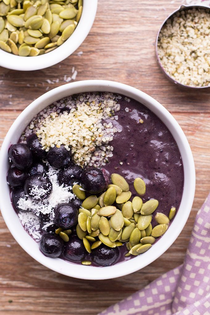 #Monthlynourish | February, Smoothie bowl