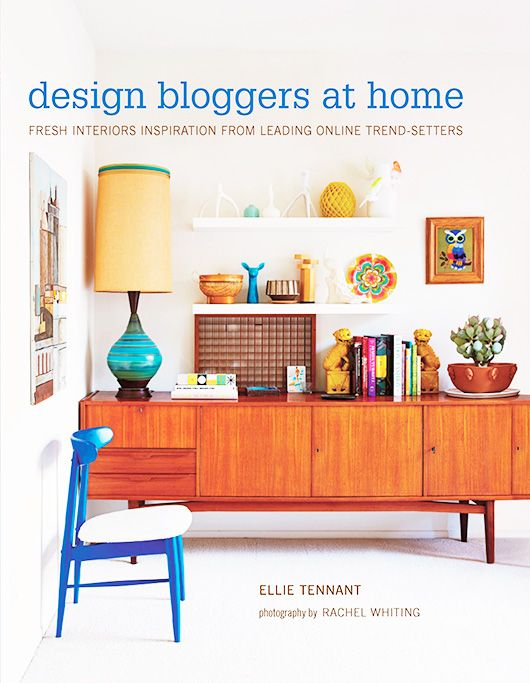 design bloggers at home. / sfgirlbybay