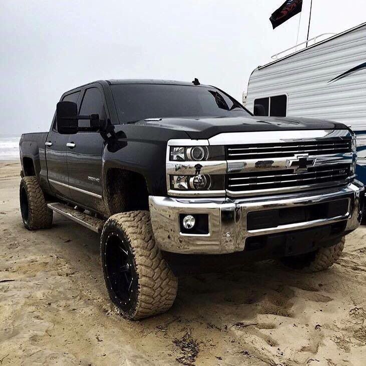 132 Best Images About Diesel Trucks On Pinterest: 25+ Best Ideas About Lifted Silverado On Pinterest