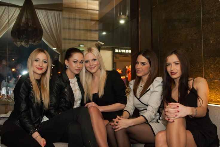 Khala Lounge Bar #zagreb #girls