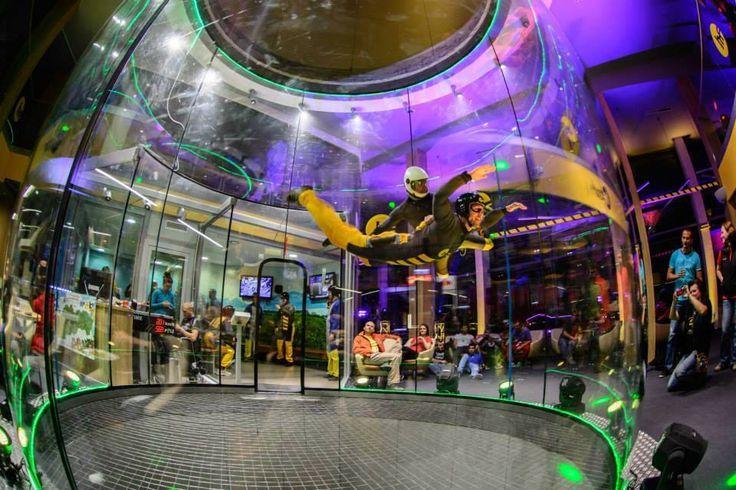 Indoor Skydiving ! Hurricane Factory !   www.hurricanefactory.com  #indoorskydiving #bodyflight #hurricanefactory #madrid #berlin #prague #tatralandia #feeltheair #fun #adrenalin