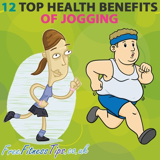 Learn all about the many health benefits of jogging.