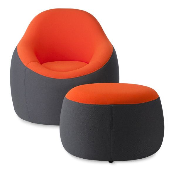 OMO Modern Chair and Ottoman Chair and Ottoman by Omo Modern Design Team Mr. Lee/Mr. Kim - A Design Awards & Competition Call for Entries.