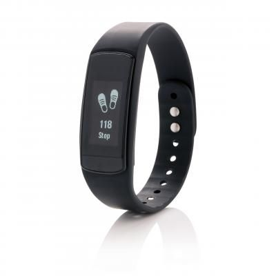 Image of Promotional Activity Tracker With Touch Screen. Waterproof