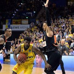 Bundesliga - EWE Baskets Oldenburg vs Ratiopharm Ulm