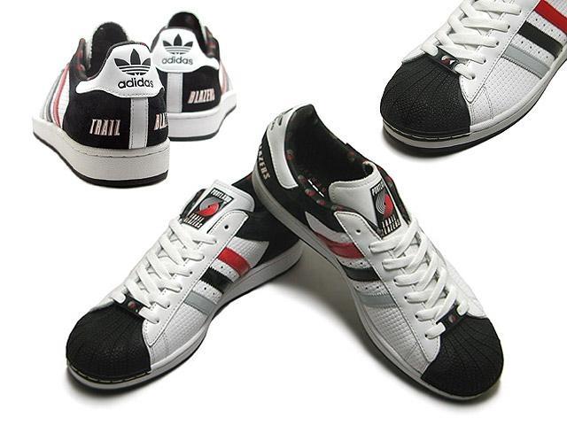Adidas Trail Blazers Shell Toe
