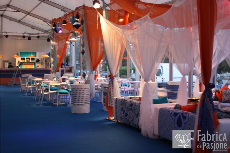 Przestrzeń Festiwalu Skrzyżowanie Kultur 2012