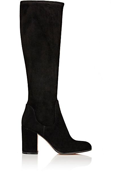 We Adore: The Stivale Knee-High Boots from Gianvito Rossi at Barneys New York
