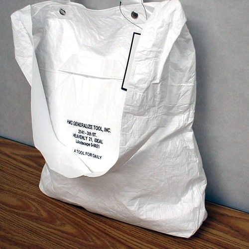 Tyvek Shopping Bag
