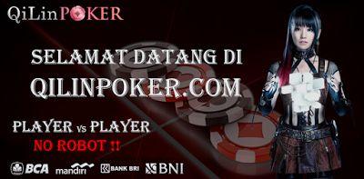 QilinPoker.net | Bonus Referral 10% Seumur Hidup  Jadilah member QilinPoker Situs Poker Online Indonesia dan ajak teman-teman Anda juga untuk bermain di QilinPoker untuk mendapatkan Bonus Referral 10% dari turnover teman-teman Anda, berlaku seumur hidup tanpa syarat apapun.  TIPS PROMOSI  Anda bisa menyebarkan link referral anda ke FORUM Bisa juga dengan mentweet link referral anda di TWITTER Melakukan posting komentar di FACEBOOK Memasang link referral anda anda di BLOG Menyebarkan link…