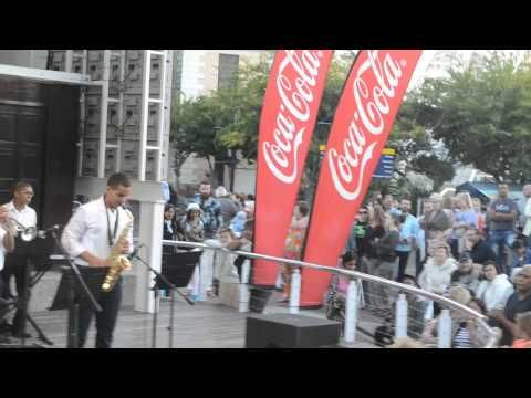 Dynamics Feb 2015  Cape Town Waterfront High Schools' Band Slam Why you'...