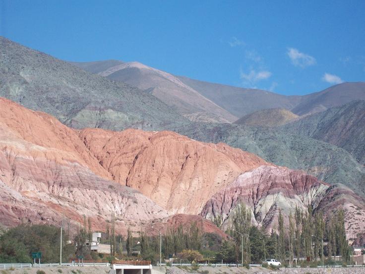 Cerro de los 7 Colores - Purmamarca, Jujuy.