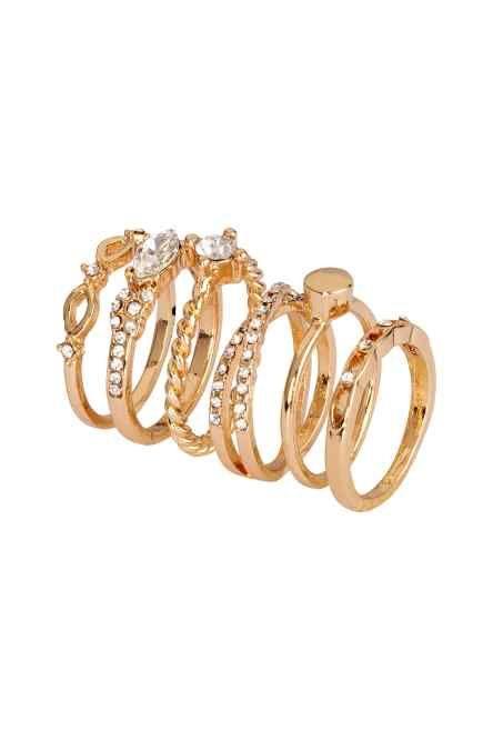H&M - 6-pack rings £4.99