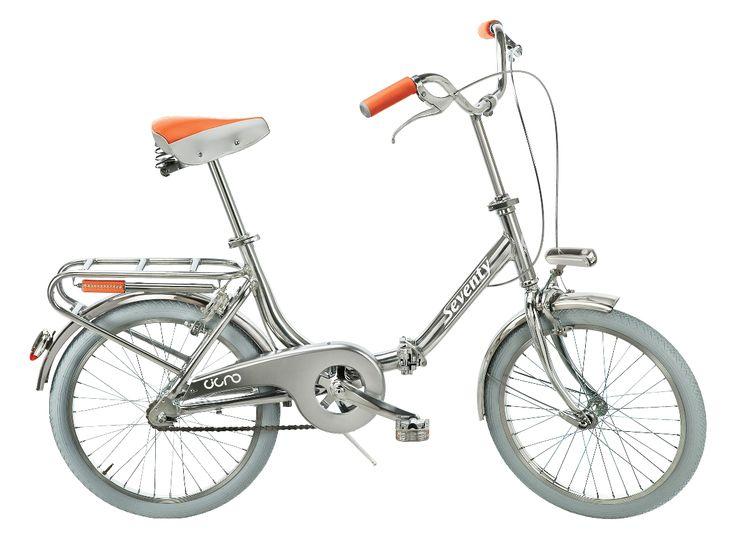 Bicycle - Cigno Seventy Arancione Amsterdam www.bernardisrl.net