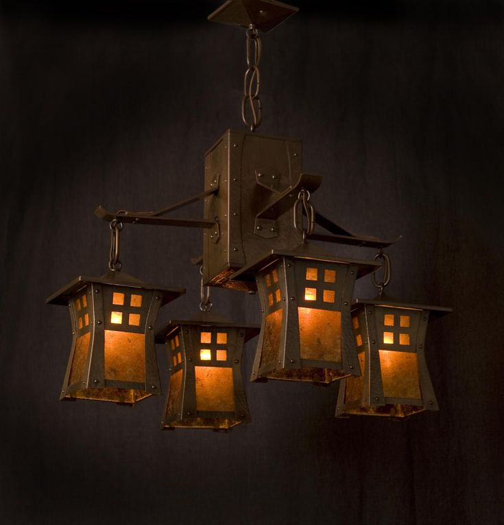 78 Images About Mission Style Lamps On Pinterest Lighting Craftsman And W