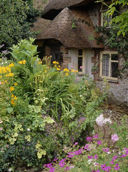 1862 Best Images About Rustic Cottage Style Gardens On