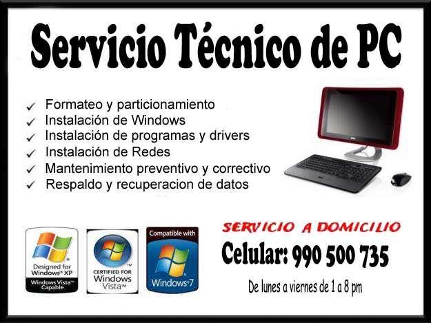 Servicio Tecnico Pc Bellavista Callao Celular 990500735 Photoshop