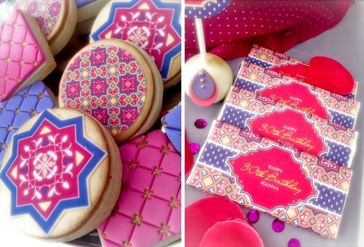 A Moroccan Themed 30th Birthday Party by Kiss Me Kate : Anders Ruff Custom Designs :