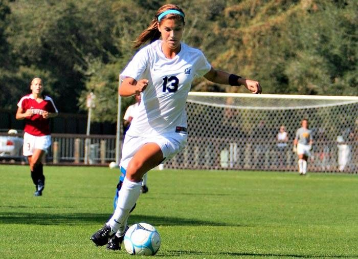 soccer | The Western New York Flash made Alex Morgan the first pick in the WPS ...