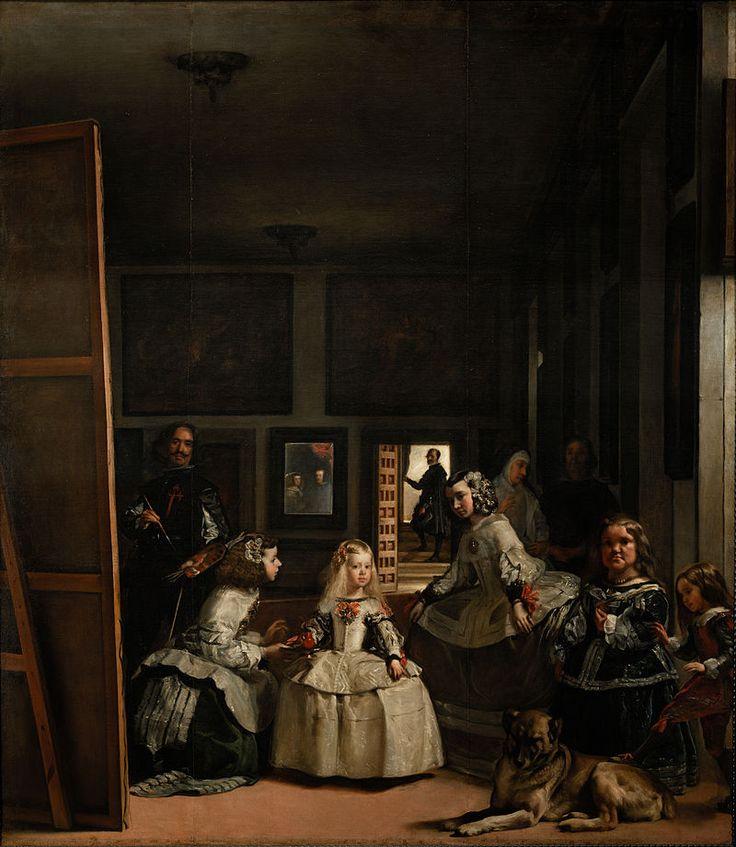 Las Meninas, by Diego Velázquez, from Prado in Google Earth - Spain - Wikipedia, the free encyclopedia