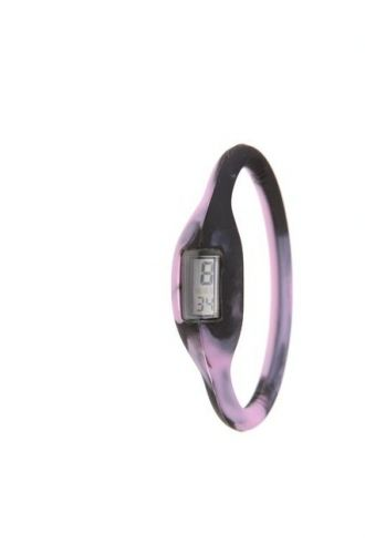 Silic Watch ION I Lilac-black Tornado