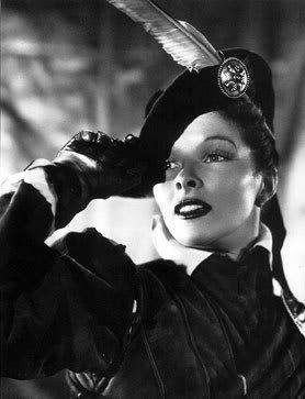 1936. Katherine Hepburn as Mary Queen of Scotland. Costume design my Walter Plunkett.