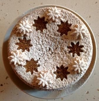 Torta di grano saraceno e mirtilli - Buckwheat cake with blueberry - @foodbookscrafts