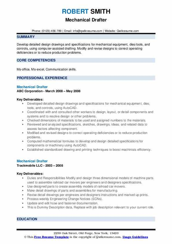 Mechanical Drafter Resume Samples In 2020 Dental Assistant Resume No Experience Resume Examples