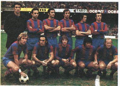 Barcelona 1973-74