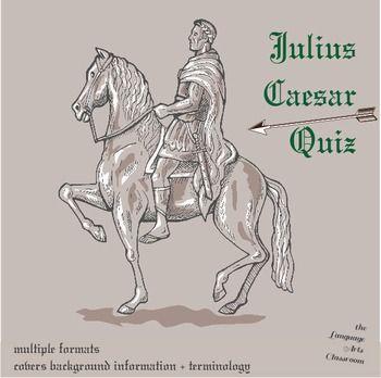 I have an argumenation essay on Julius Caesar I need Five Quotes.?