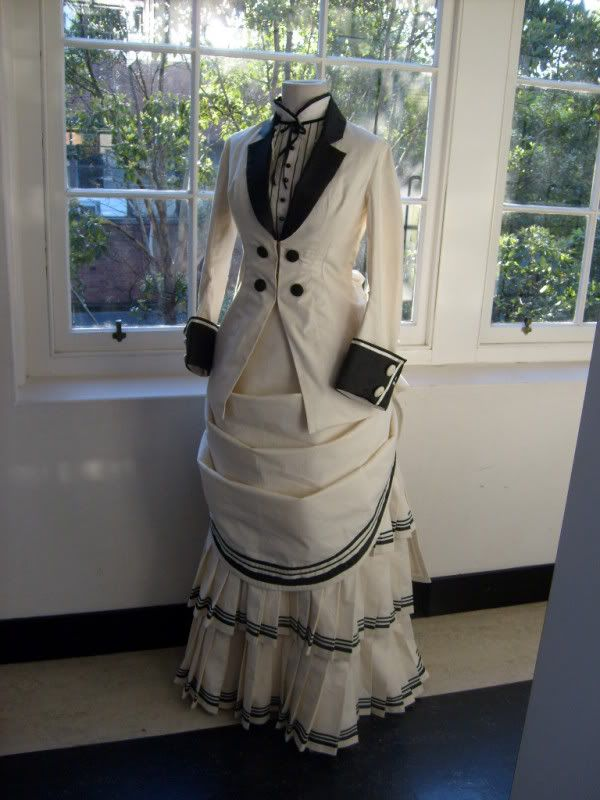 It's just listed as 'Victorian Bustle' .. I would very much wear this :)