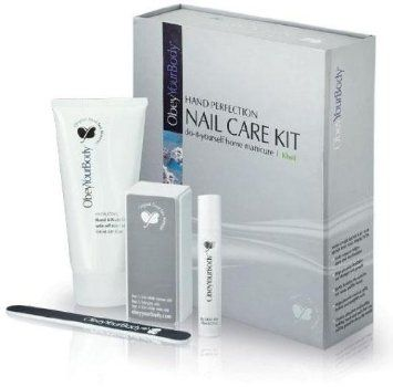 Dead Sea Ultimate Nail Kit | Obey Your Body